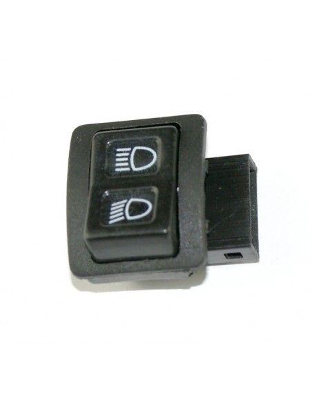 Przełącznik zmiany świateł Router Delux 1