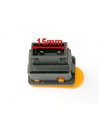 Przycisk z gniazdem na 2 piny  - część do skutera Router Bassa XS