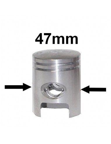 Tłok kpl 47mm pojemność 70 cm