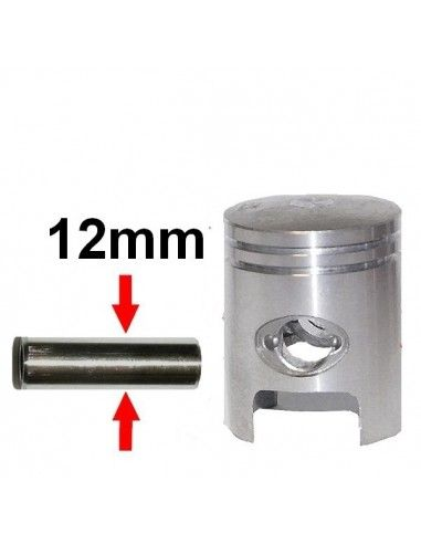 Tłok kpl 47mm pojemność 70 cm na sworzeń o średnicy 12mm
