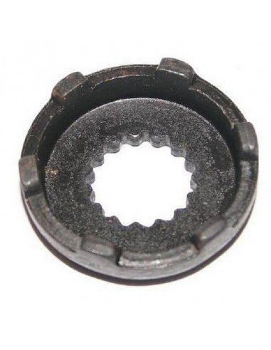 zębatka rozrusznika na czop wału 13mm ( 17 frezów )