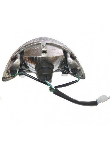 lampa przednia z kierunkowskazami Romet 727 ECO