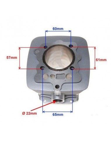 Cylinder do quada  200 AC
