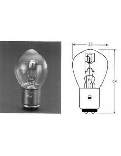 Żarówka 12V 35/35W  przedniej  lampy do skuterów