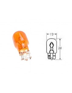 Żarówka pomarańczowa kierunkowskazów 12V 10 W