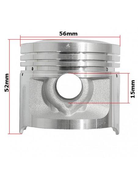 Cylinder pojemność 125cm
