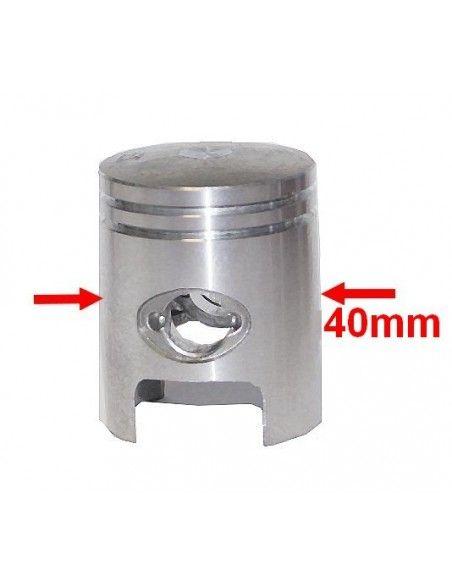 Tłok kpl 40mm pojemność 50 cm