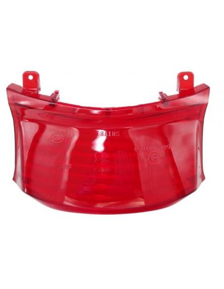 Czerwony klosz lampy tylnej - części do skutera Router Bassa