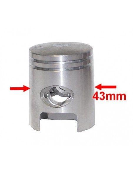Tłok kpl 43mm pojemność 60 cm na sworzeń o średnicy 12mm