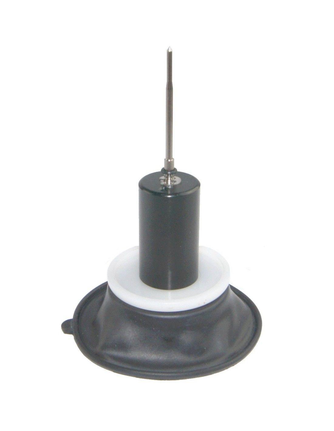 membrana , przepustinica 16mm, iglica gaźnika