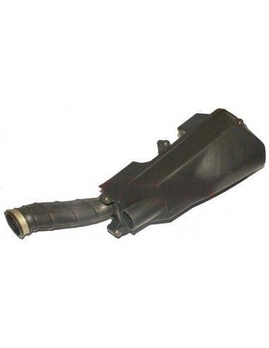 Część do Romet 727 na kołach 10 cali - filtr powietrza z obudową wkładem w środku oraz opaska zaciskową