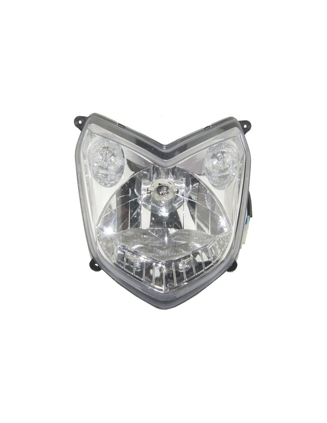 lampa przednia Romet 727 Premium produkowany od 2010 do 2013r