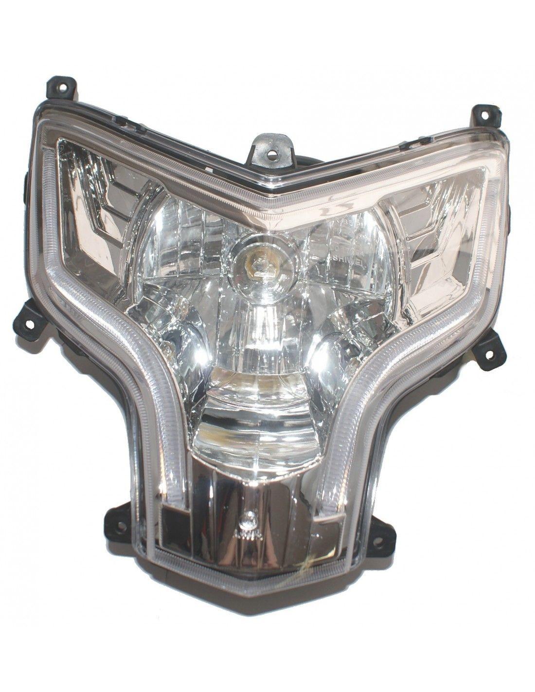 Lampa przednia Romet 727 Premium od 2014 do 2017