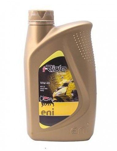 olej silnikowy 10W-40 półsynteteyczny i-Ride eni  scooter 1litr