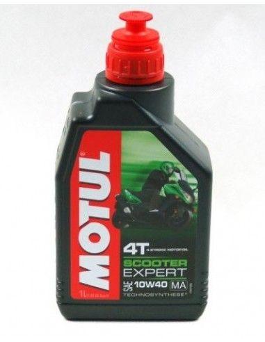olej silnikowy 10W-40 półsyntetyczny i-Ride eni  scooter 1litr