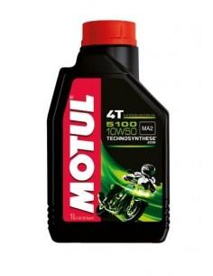 olej silnikowy TECHNOSYNTHESE 10W50 MOTUL 5100 4T 1L