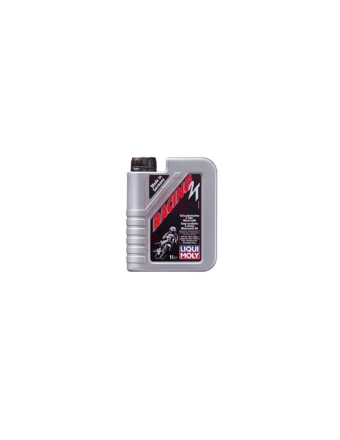 olej silnikowy półsyntetyczny LIQUI MOLY RACING 1L