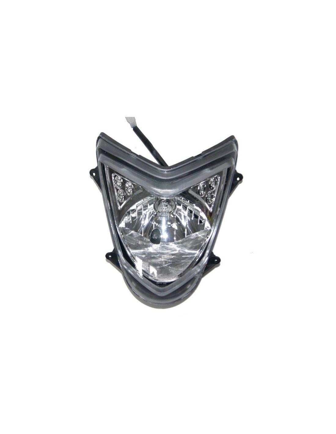 Lampa przednia Kingway Coliber Fartt