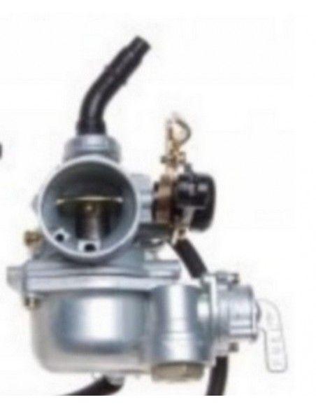 gaźnik kpl ssanie na linkę z kranikiem