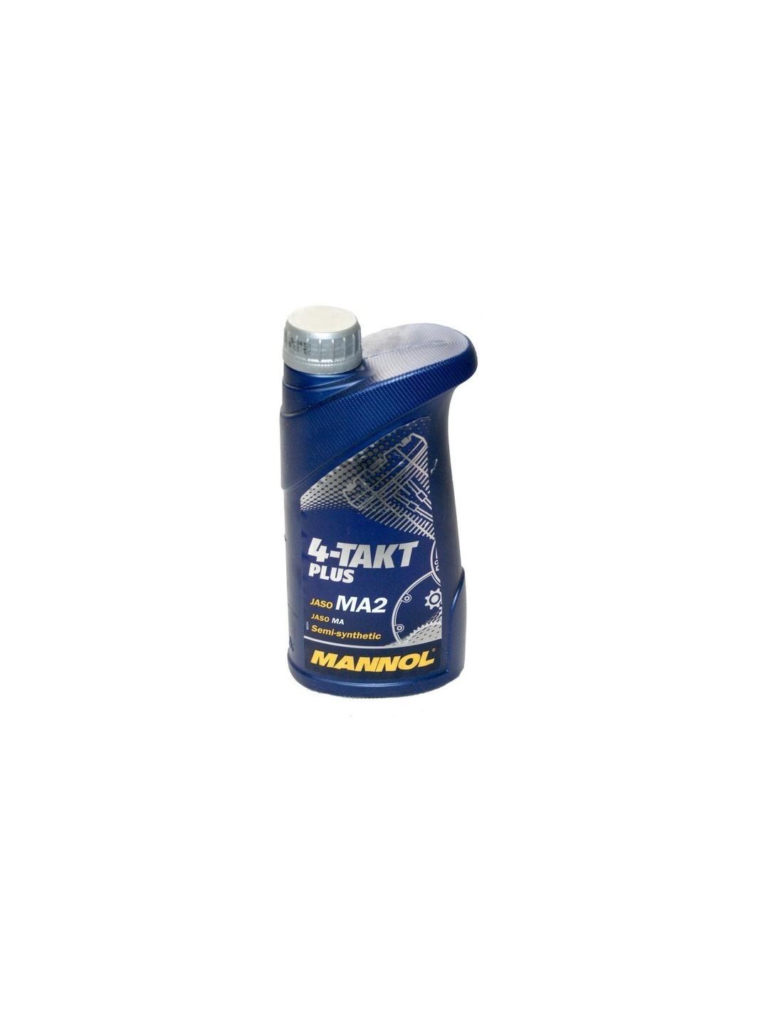 olej silnikowy 10W-40 półsyntetyczny  MANNOL  1litr